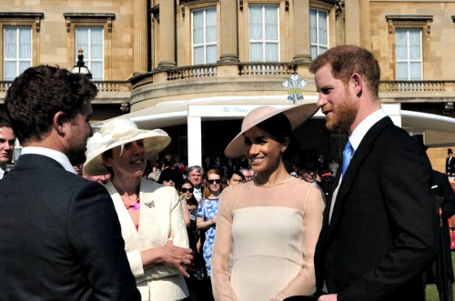 Prince Harry and Meghan Markle's Daughters Won't Get Royal Titles