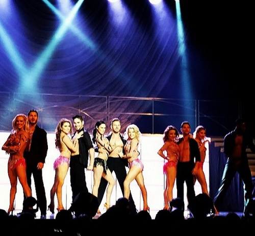 Rumer Willis Flirting With Pro Dancers On Dancing With The Stars Tour: Girlfriend Maeve Reilly Jealous?