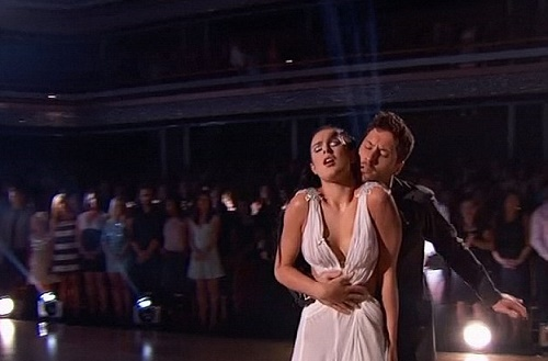 Rumer Willis And Val Chmerkovskiy Channel Fifty Shades of Grey On Dancing With The Stars – Fake Showmance Disgusting DWTS Fans