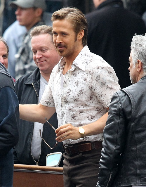 Ryan Gosling And Eva Mendes Breaking Up - Eva Pushed Him Away