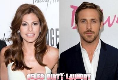 Ryan Gosling and Eva Mendes – Love For Eva?
