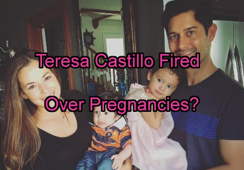 'General Hospital' Spoilers: Why Was Teresa Castillo Fired – Punished for Pregnancies?