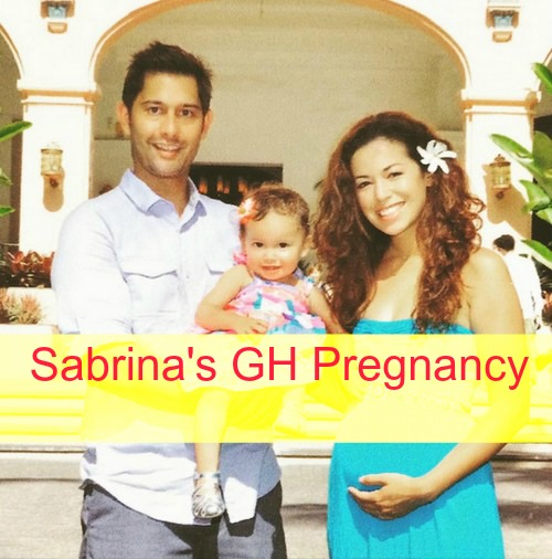 General Hospital (GH) Spoilers: Sabrina's Pregnancy Announcement - Keeps Michael's Away from Baby Because of Mob?