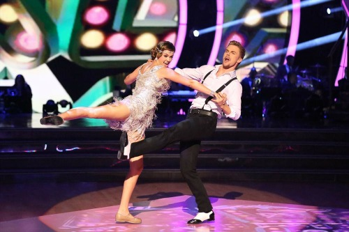 Sadie Robertson & Mark Ballas Video Rumba Dancing With the Stars Season 19 Week 6