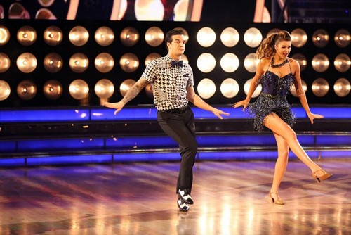 Sadie Robertson & Mark Ballas Dancing With the Stars Argentine Tango Video Season 19 Week 10 #DWTS