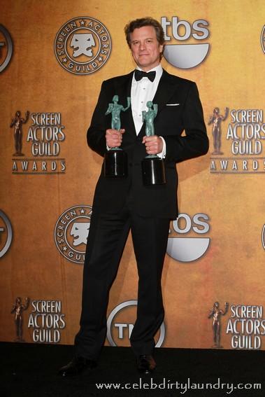 2011 Screen Actors Guild Awards Winners List