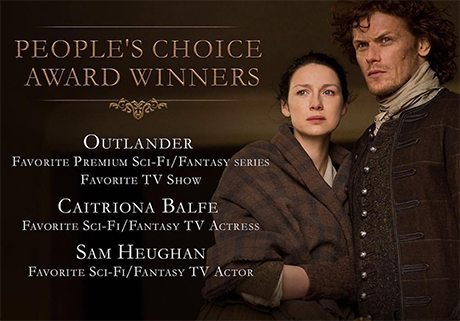 Sam Heughan, Caitriona Balfe Shun Awards Shows: Fans Disappointed 'Outlander' Stars Absent From Red Carpet!