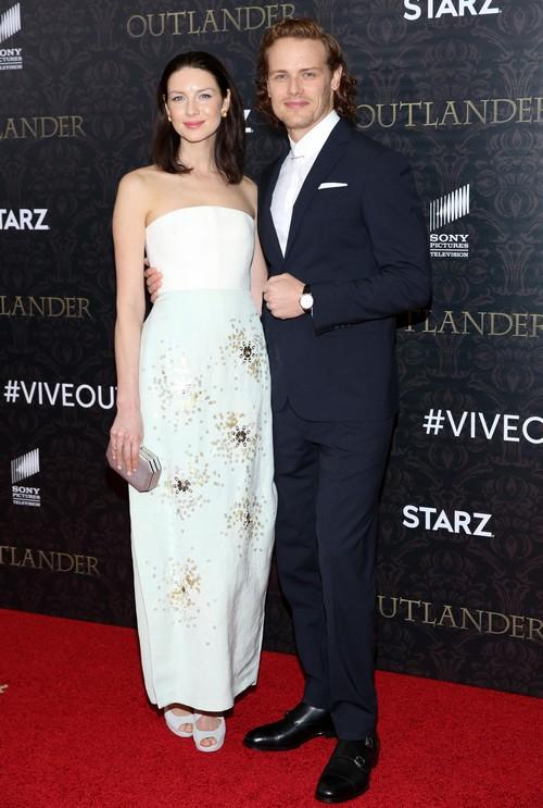 'Outlander' Season Two New York Premiere