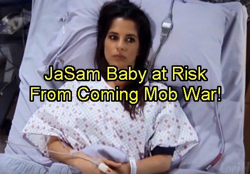 'General Hospital' Spoilers: Sam Injured in Coming Mob War – Baby at Risk – Jason Furious