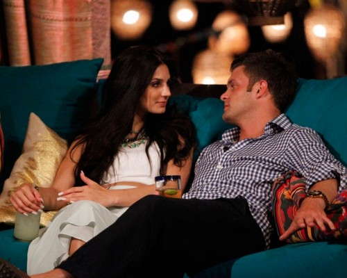 Jj lane and tenley molzahn dating
