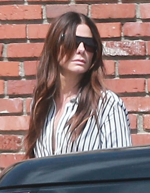 Sandra Bullock Puts Wedding Plans On Hold For Secret Adoption