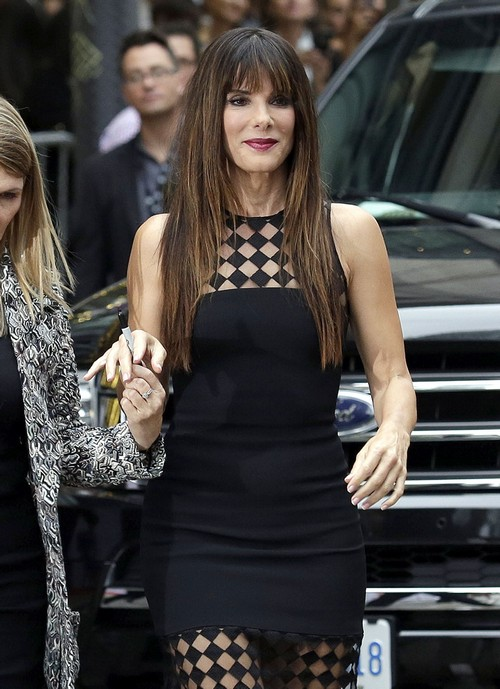 Sandra Bullock Holiday Happiness Shattered – Family Too Proud To Ask For Help After Niece Karen's Drug Bust?