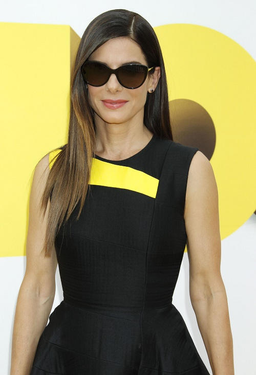 Sandra Bullock Dating New Mystery Man: Spotted Alongside Super Hot Photographer Boyfriend At Jennifer Aniston's Secret Wedding!