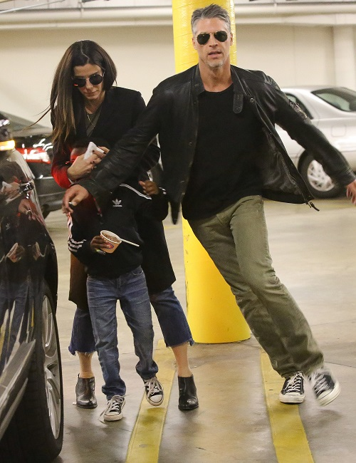 Sandra Bullock And Bryan Randall Romance Getting Serious ...