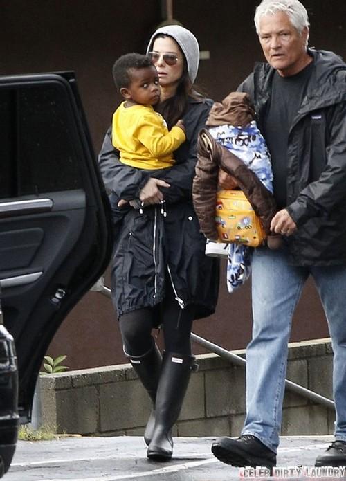 Is Sandra Bullock Dating Her Bodyguard