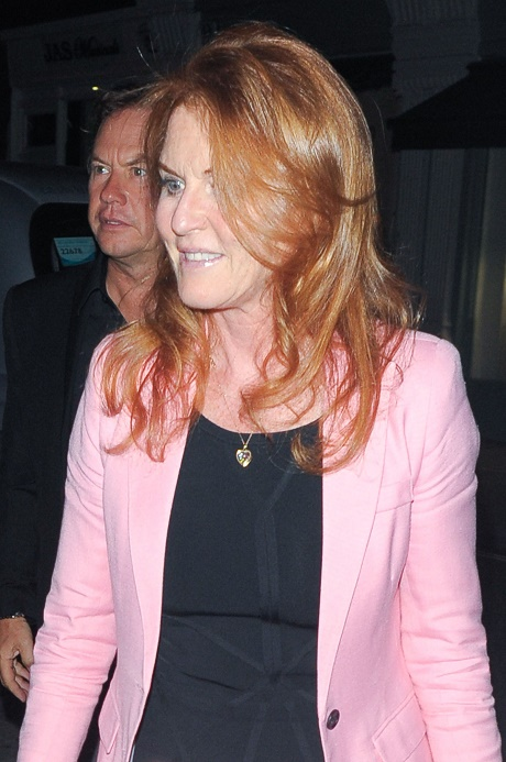 Sarah Ferguson Comments On Kate Middleton's Pregnancy News - Bitter She Doesn't Get Any Media Attention!