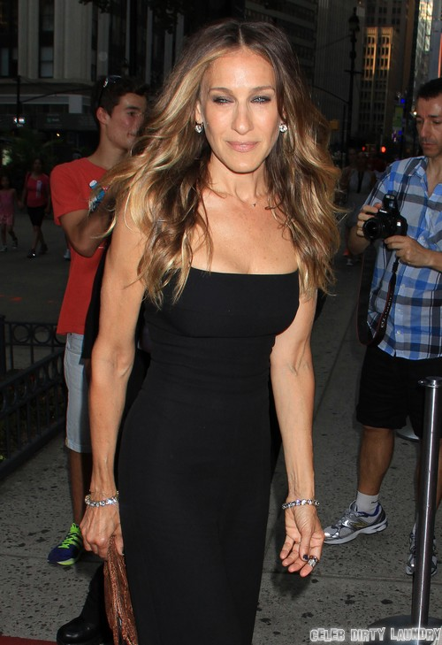 Sarah Jessica Parker Inherits Vogue Magazine Control From Anna Wintour?