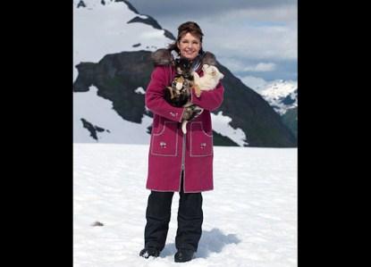 Sarah Palin's Alaska Promotional Pictures