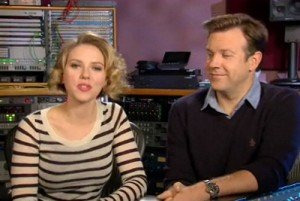 Is Scarlett Johansson Dating Jason Sudeikis?