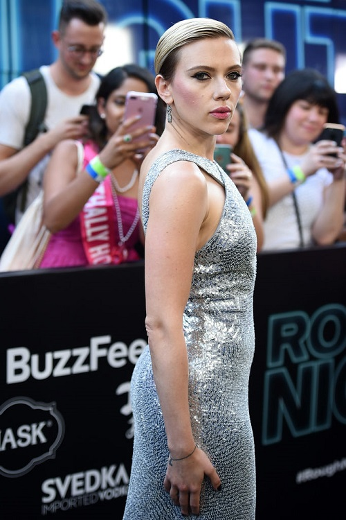 Scarlett Johansson Seen Holding Hands With Her Lawyer