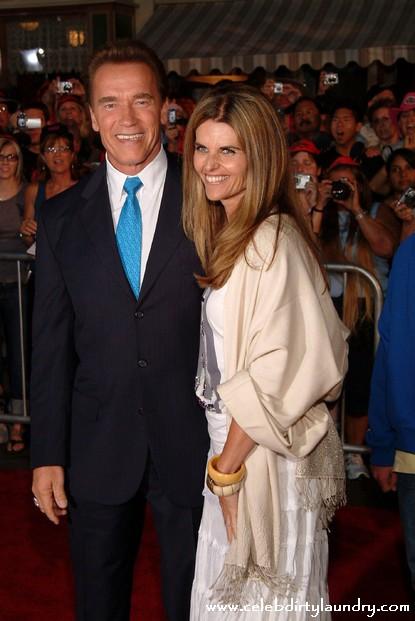 Arnold Schwarzeneggar And Maria Shriver Begin To Terminate Marriage