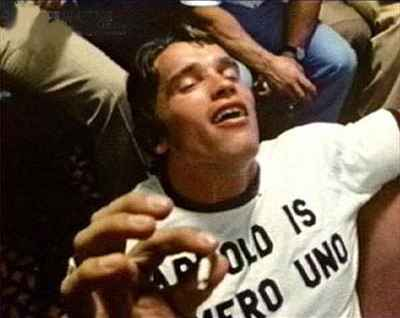 Good For The Governor!  Swarzenegger Decriminalizes Marijuana Possession!
