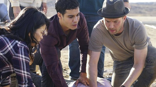 "Scorpion Winter Premiere Recap 1/2/17: Season 3 Episode 12 ""Ice Ca-Cabes"""