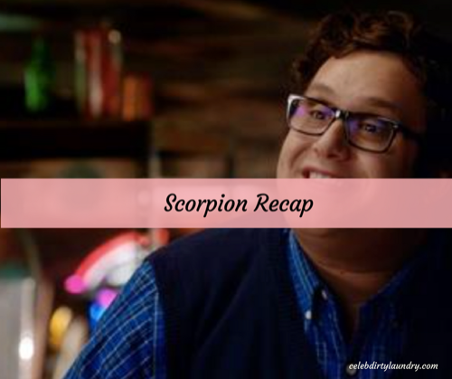 "Scorpion Recap 3/13/17: Season 3 Episode 19 ""Monkey See, Monkey Poo"""