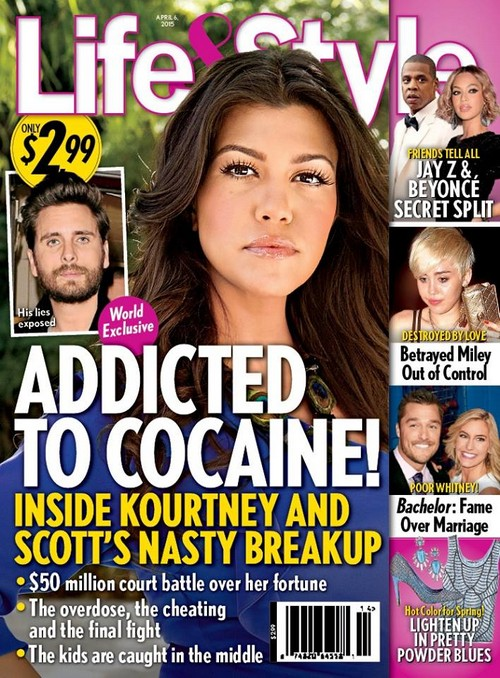 Scott Disick, Kourtney Kardashian Nasty Breakup Over Cocaine Addiction?