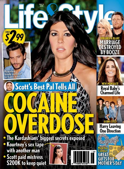 Scott Disick Cocaine Overdose - Kourtney Kardashian Sex Tape With Another Man - Breaking Up For Good?
