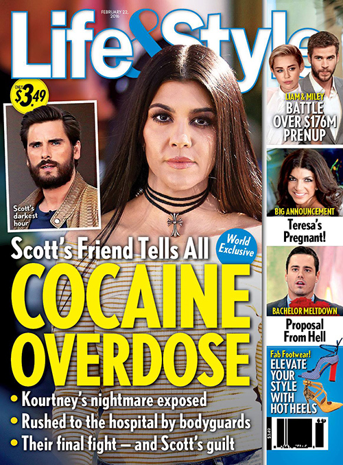 Scott Disick's Cocaine Overdose Nearly Killed Him: Drug-Fueled Partying Destroys His Life, Begs Kourtney Kardashian For Reunion?