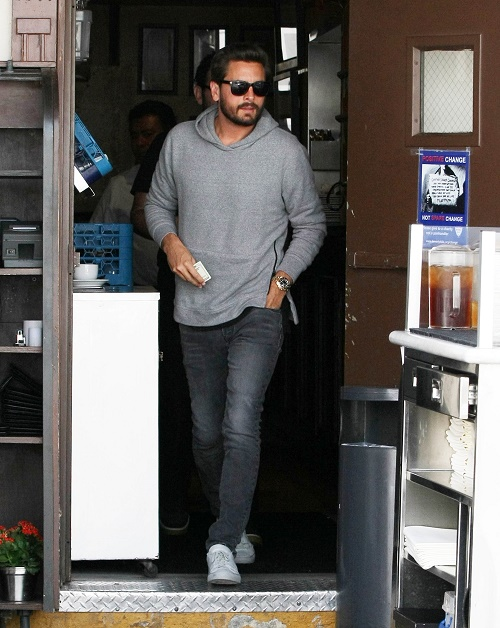 Scott Disick Allegedly Addicted To Drugs and Alcohol: Kim Kardashian and Kanye West Demand He Get Sober!