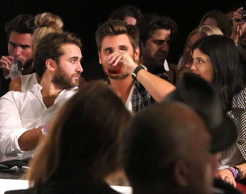 Scott Disick Drunk And Out Of Control, Takes Underage Kendall And Kylie Jenner Partying (VIDEO - PHOTOS)