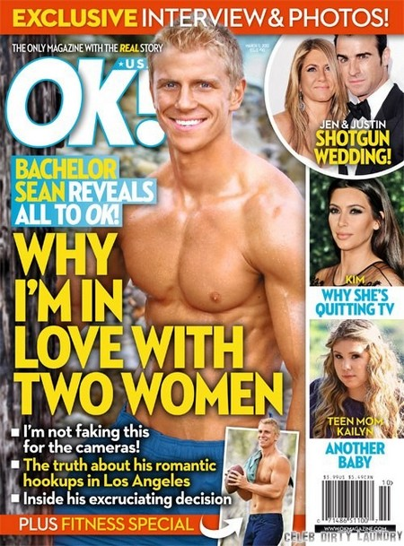 The Bachelor Sean Lowe Is In Love With Two Women (Photo)
