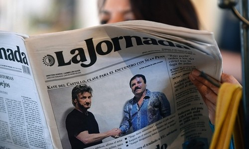 Sean Penn Crosses the Line with El Chapo Secret Interview: Under Investigation by Mexico
