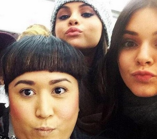 Selena Gomez Wants Kris Jenner as Manager: Posed For Kendall Jenner Birthday Bash Photos