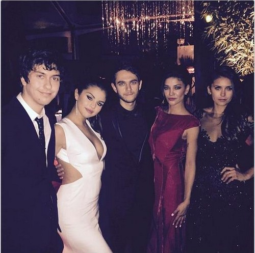 Selena Gomez and Zedd Dating: Justin Bieber Forgotten as Zeddlena in Love At Golden Globe After-Party?