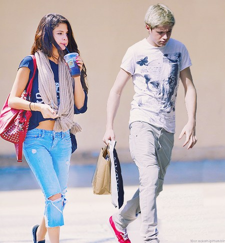 Selena Gomez Moves From Justin Bieber To Niall Horan