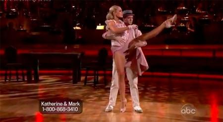 Katherine Jenkins Dancing With The Stars Tango Performance Video 5/14/12