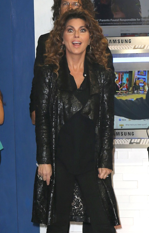 Shania Twain Announces 'Rock This Country' Farewell Tour Dates - Planning On Retiring Soon?