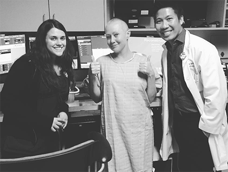Shannen Doherty Fights Breast Cancer: Posts Photo During Radiation Treatment, Actress Maintains Hopeful Outlook