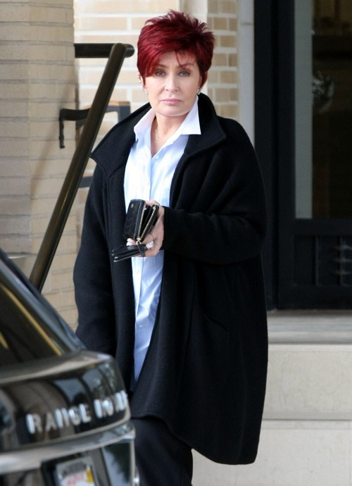 Sharon Osbourne Collapses at Home, Facing Serious Health Issues: Taking a Month Off From 'The Talk'