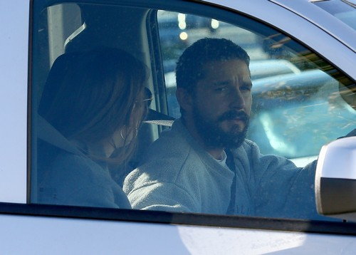 Shia LaBeouf Engaged: Mia Goth Wearing Large Diamond Ring – Will Couple Make It To The Altar?