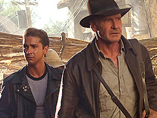 Feud Erupts Between Harrison Ford And Shia LaBeouf
