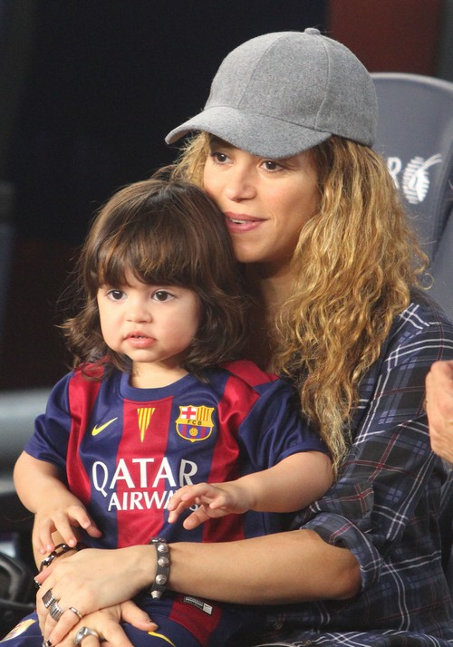 Shakira Gives Birth To A Baby Boy: Gerard Pique Second Child Another Son