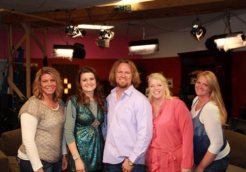 "Sister Wives RECAP 1/12/14: ""Polygamist Flash Mob"""