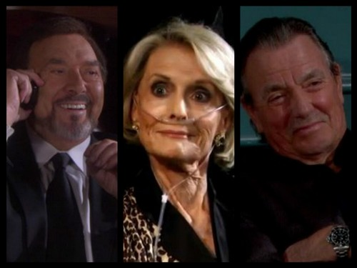 Soap Opera Villain Faceoff: Who is Most Diabolical - Victor Newman, Stefano DiMera or Helena Cassadine?