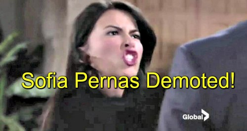 The Young And The Restless Spoilers Sofia Pernas Demoted To Recurring Status Yr Claims