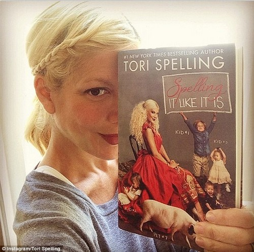 Tori Spelling Broke: 40 Years Old and Still Blaming Parents For Her Behavior - Revolting or Pathetic?