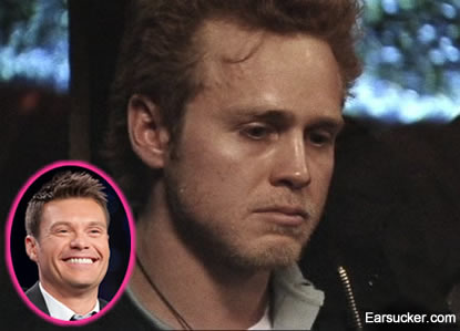Spencer Pratt Is Desperate To Intern for Ryan Seacrest